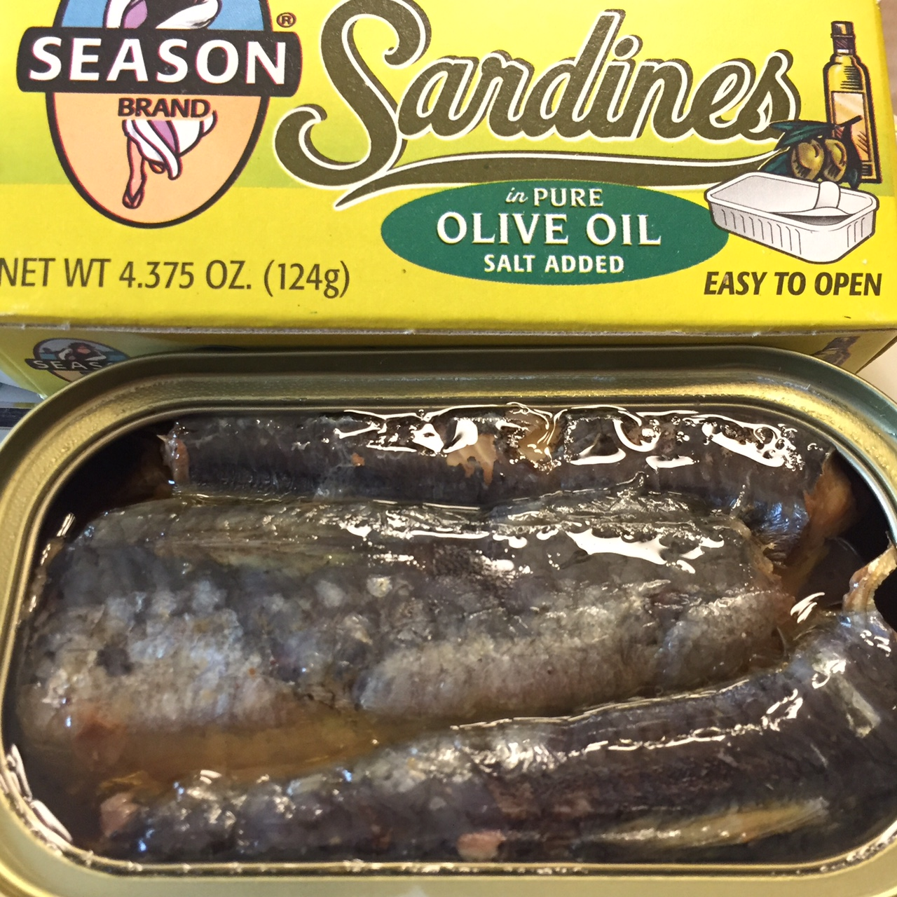 Canned Sardines Get A Bad Rap